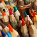 crayon de la créativité